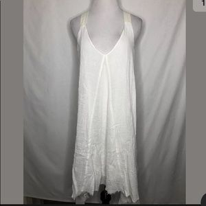Tina Jo Boho Cotton Lightweight Handkerchief Dress